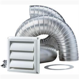 Dryer Venting/Duct/Vents & Hoods