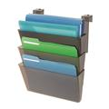 Stackable DocuPocket® for Partition Walls