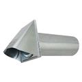 Airtight™ Galvanized Pipe and Hood