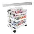 Stackable Caddy Organizer Multi-Pack Bundle