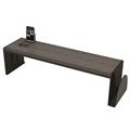 Sustainable Office® Desk Shelf - Black