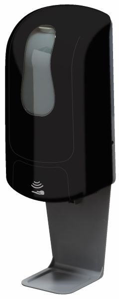 Wall Mounted Hand Sanitizer Dispenser - Black