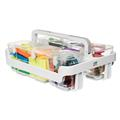 Stackable Caddy Organizer w/3 Containers
