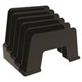 Sustainable Office® Small Incline Sorter - Black