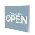 Classic Image® Wall Mount Sign Holder