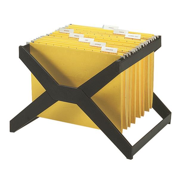 X-Rack® For Hanging Files - Black